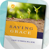 photo of Saving Grave book cover