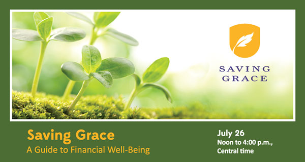 Saving Grace Event Banner image